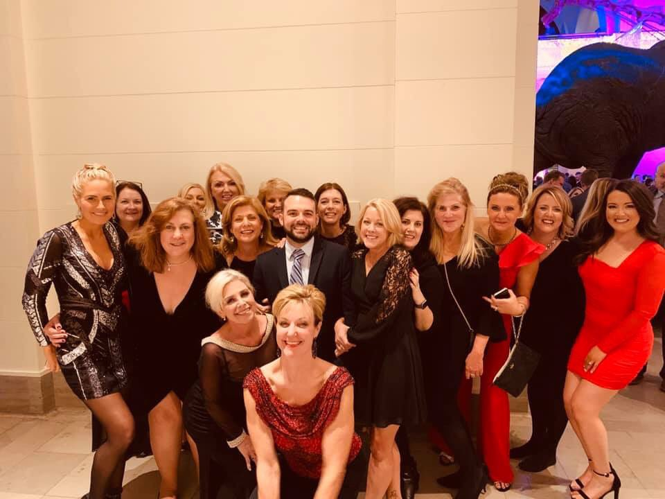 Such a fun night! Amazing @properties Holiday Party at the Field Museum. #atproperties #holidayparty #fieldmuseum #lovewhereyouwork #StCharlesOffice #marykaywrightrealtor #lovewhatyoudo
