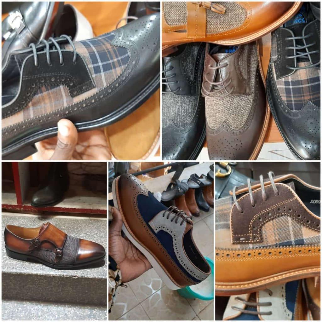 dm shoes for ncc