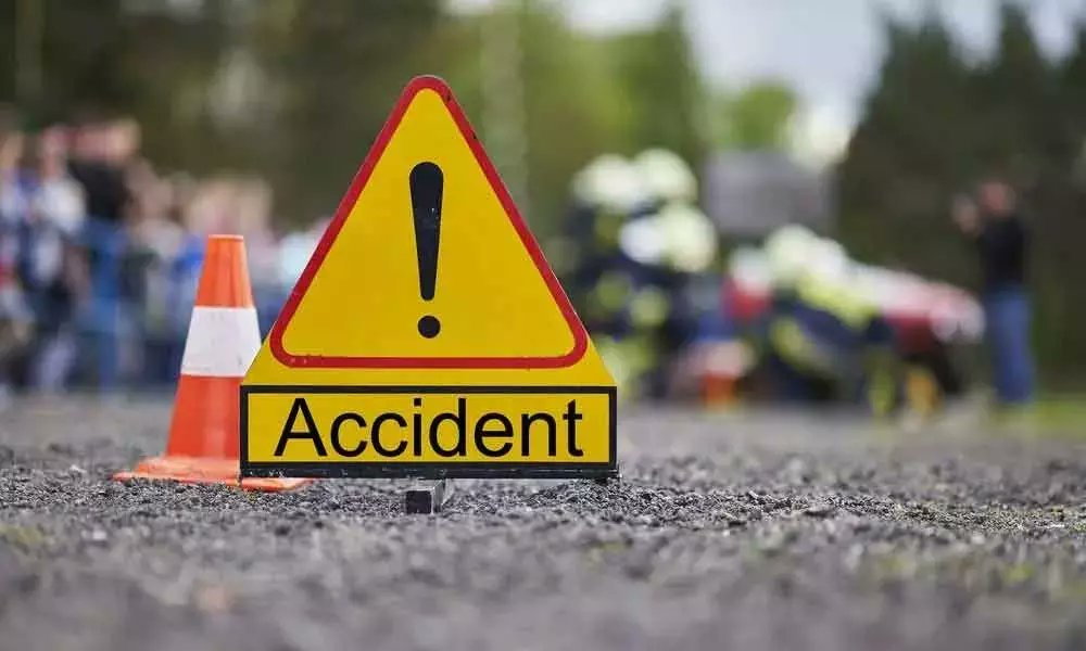 #Nepal: At least 14 killed and 18 others injured in a road accident at Sindhupal Chowk district; accident occurred when a bus skidded off the road and plunged around 500m below the road
