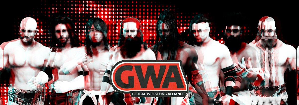 CØMING SØØN  #WWE2k19 #WWE2k19UniverseMode #GWA #GlobalWrestlingAlliance #PS4 #PS4Gaming #YouTubepic.twitter.com/bc8qGxvcEz