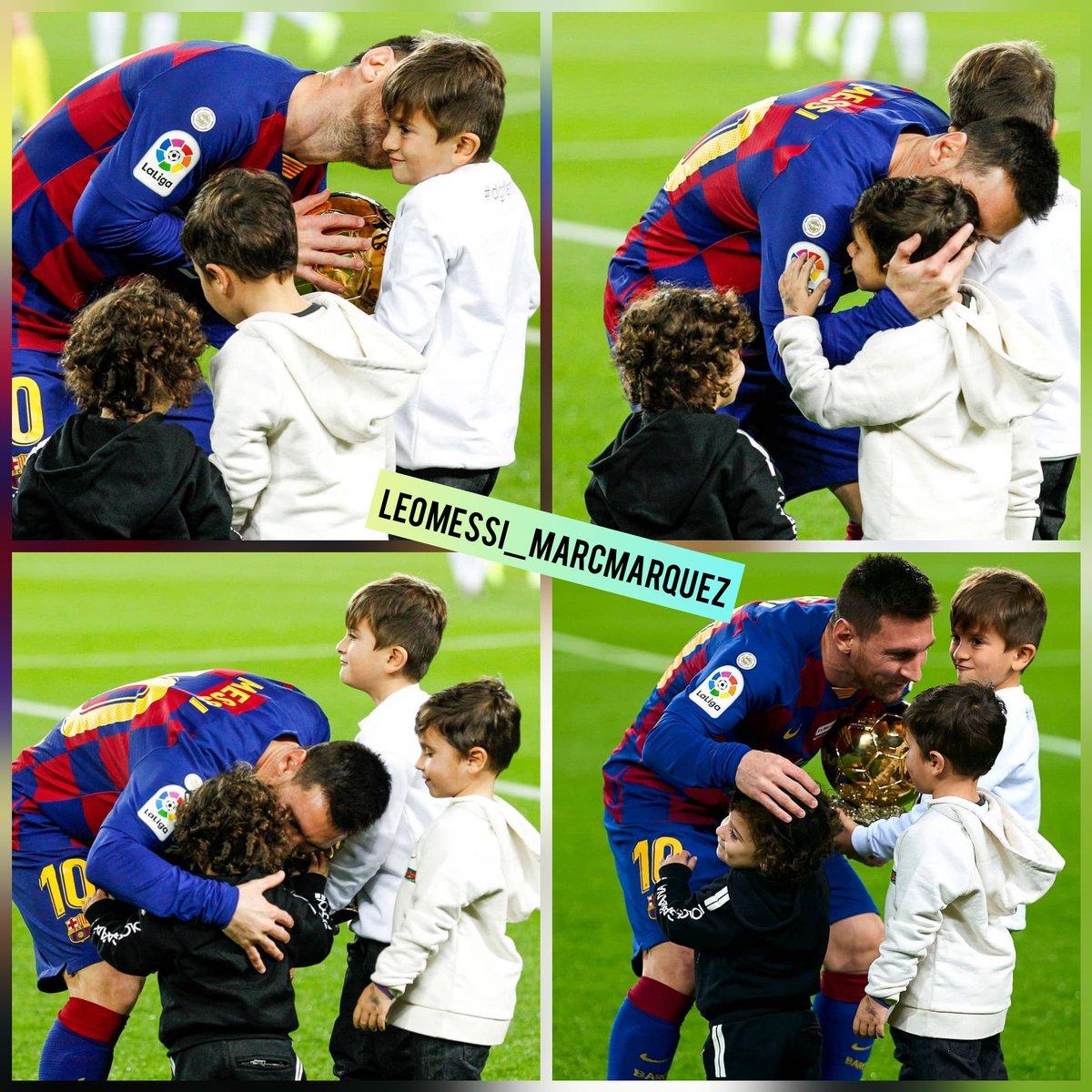 Good morning 😘❤🥰 #Messi 💙❤