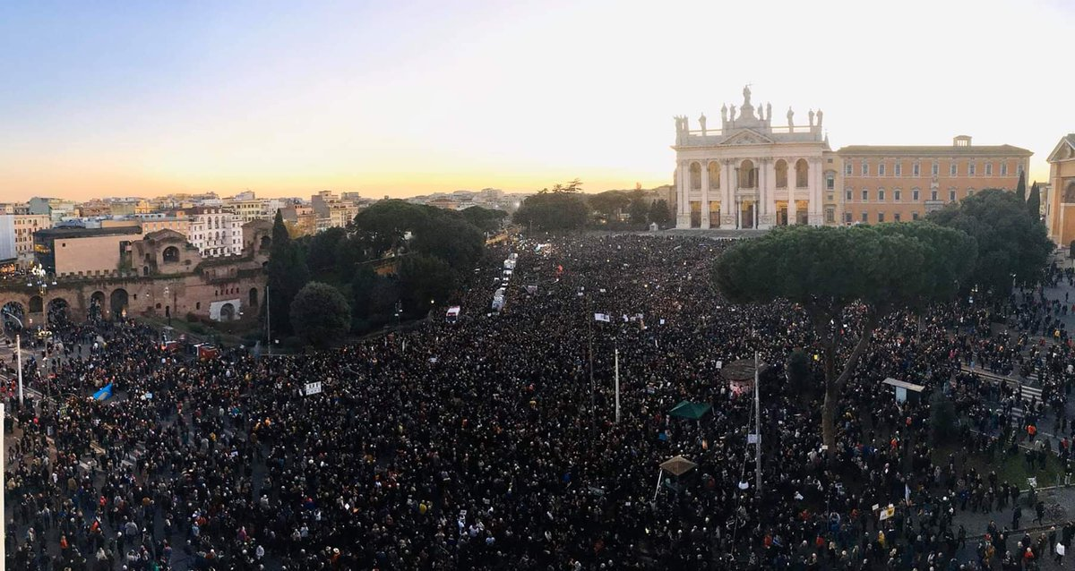 #piazzaSanGiovanni