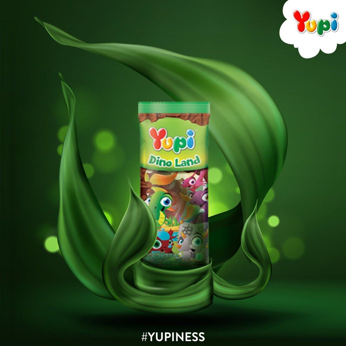 Kejutan berbagai bentuk dinosaurus yang kenyal, lucu dan manis didalam setiap kemasannya..☝️☝️☝️☝️☝️☝️☝️☝️☝️☝️☝️☝️☝️☝️☝️.#yupi #yupiers #yupiness #yupiland #yupigummycandy #sweet #sour #yupidinoland #1stgummycandiesindonesia #likes #loves #follows