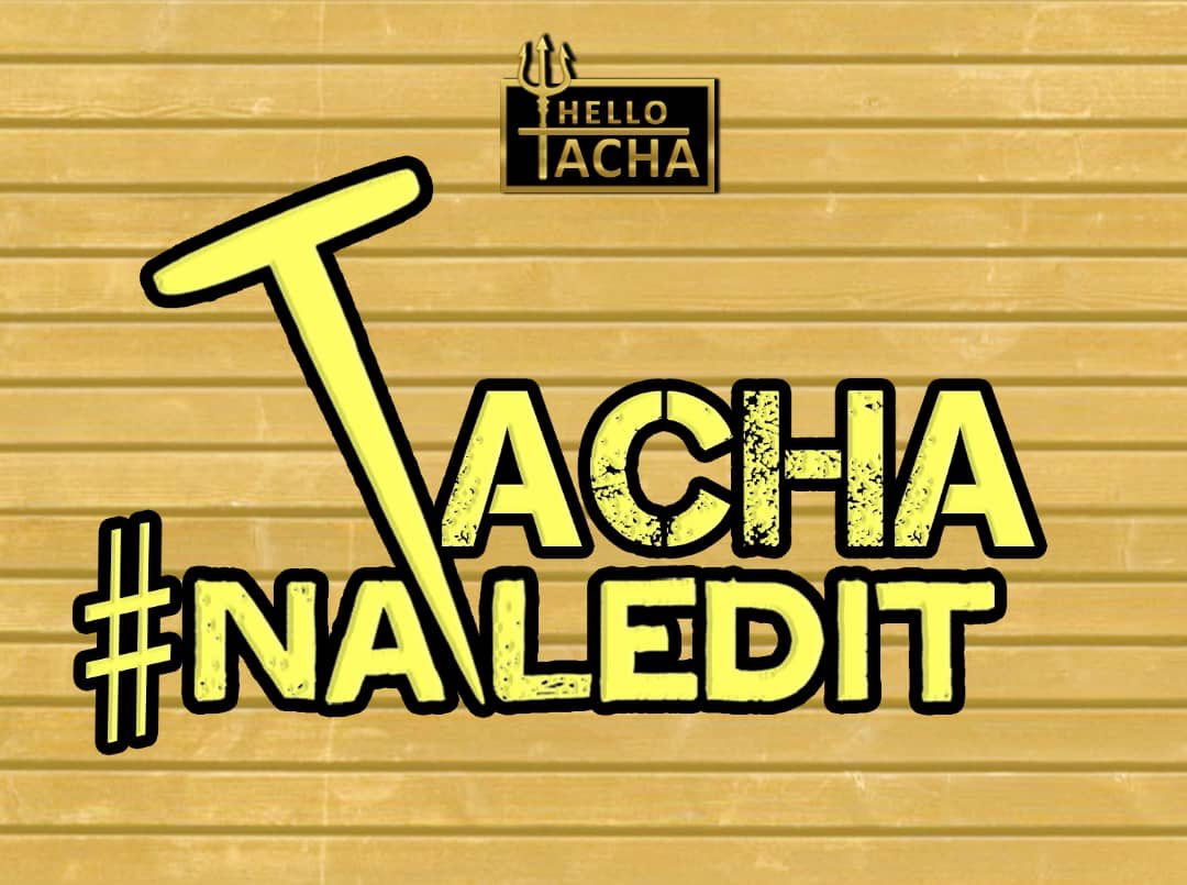 Good morning Beautiful People😁, we are Grateful for Life but most especially Grateful because #TachaNailedIt last Night 🔱