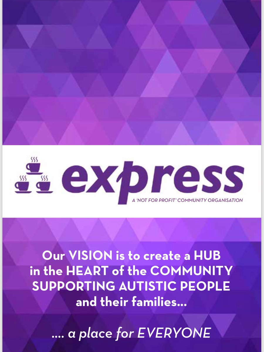 We are an independent voluntary sector organisation supporting autistic children, young people & their families We have been welcoming lots of new families from #Kingston #Richmond & beyondcontact us at info@expresscic.org.uk for more information #autism #community