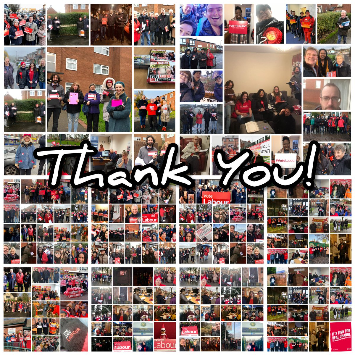 To all the @UKLabour activists, unions, supporters & friends who campaigned across the city for @TahirAliMP @ShabanaMahmood @PreetKGillMP @jessphillips @JackDromeyMP @LiamByrneMP @khalid4PB @steve_mccabe @RichardBurden27 @KnowlesSCLabour wed like to say Thank you very much!