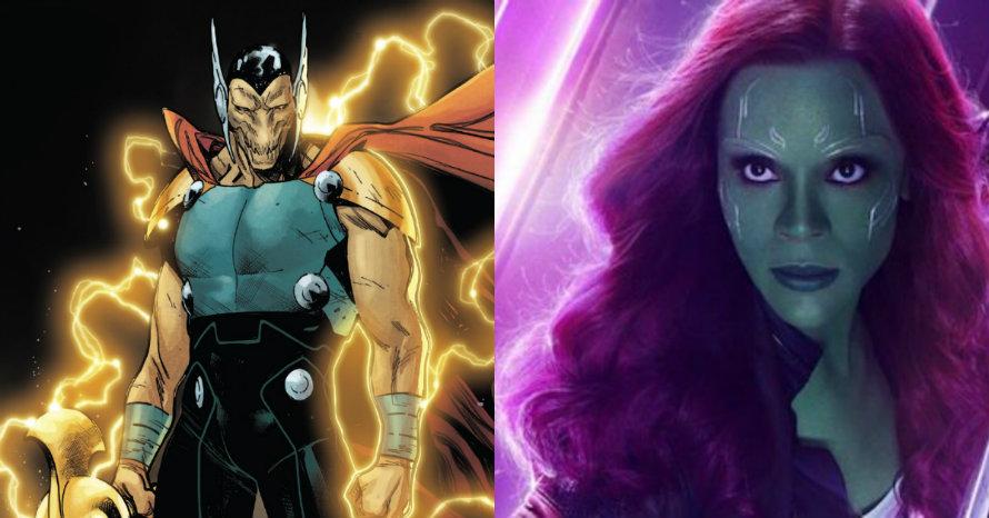 'Avengers: Endgame' Script Reveals Beta Ray Bill Easter Egg  http://bit.ly/36uYz3kpic.twitter.com/tSYtlnL83u
