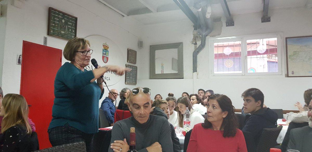 Comparto celebración y cocido montañés con los socios de la Casa de Cantabria en Balears. Gracias a Macu, su Presidenta, por invitarme y por el trabajo para mantener activa la Casa.  #Cantabria #Palmapic.twitter.com/HYiRiygQ1c