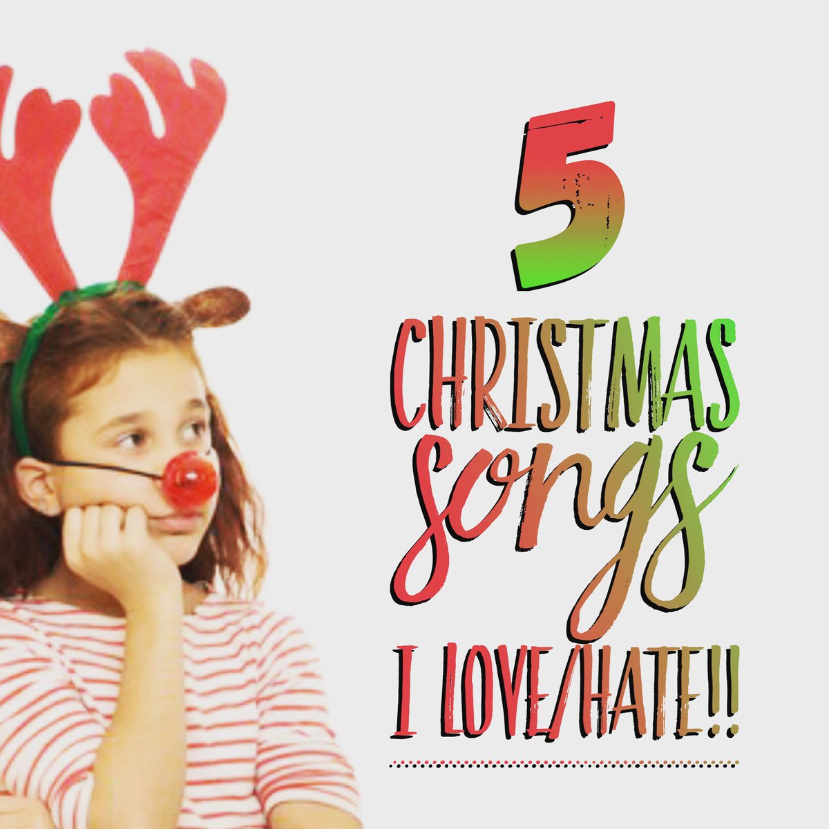 """""""On the Creepy Scale from 1 to Tooth Fairy, this one ranks at a nine, easy!"""" Which song am I talking about? Find out here - .   #holidaysongs #christmassongs #rudolphtherednosedreindeer #santababy💋 #creepysanta"""