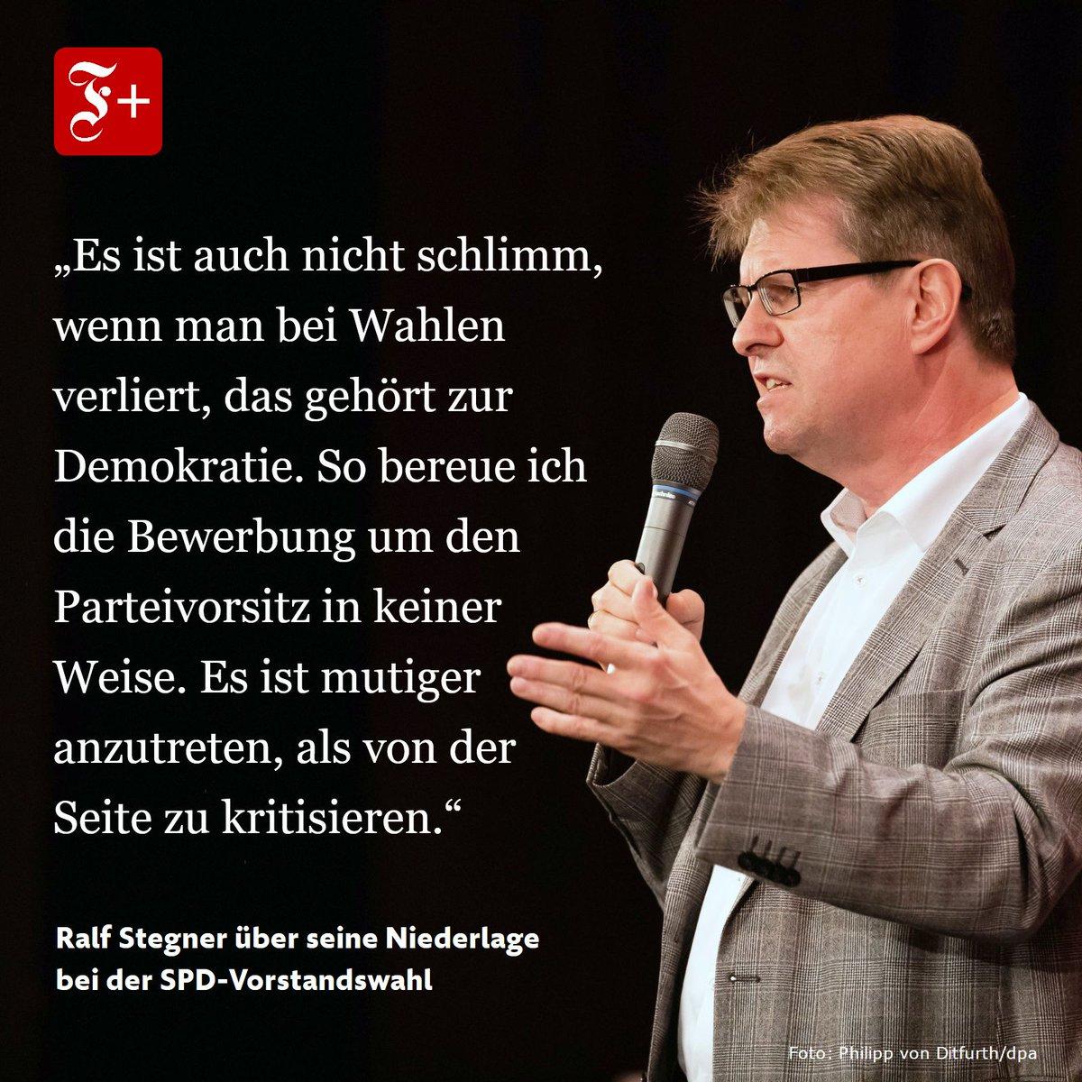 .@Ralf_Stegner leitet die #SPD-Fraktion im Kieler Landtag. In den Bundesvorstand hat er es nicht geschafft – wie geht er damit um? https://buff.ly/36zb5ijpic.twitter.com/3GNOfMbG39
