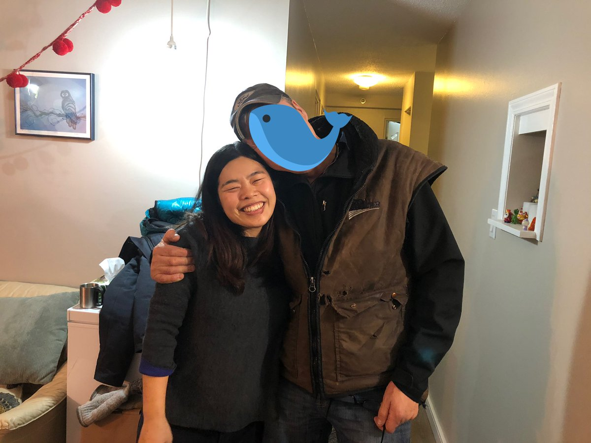 My best friends and family  カイルの家族親戚は濃過ぎる(笑) 頼まれて作った巻寿司を全部食べてもらえて嬉しいなpic.twitter.com/pcBwa89eKy