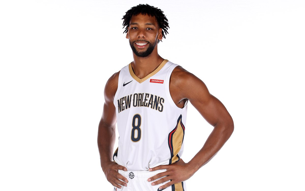 Join us in wishing @JahlilOkafor of the @PelicansNBA a HAPPY 24th BIRTHDAY!   #NBABDAY #WontBowDown