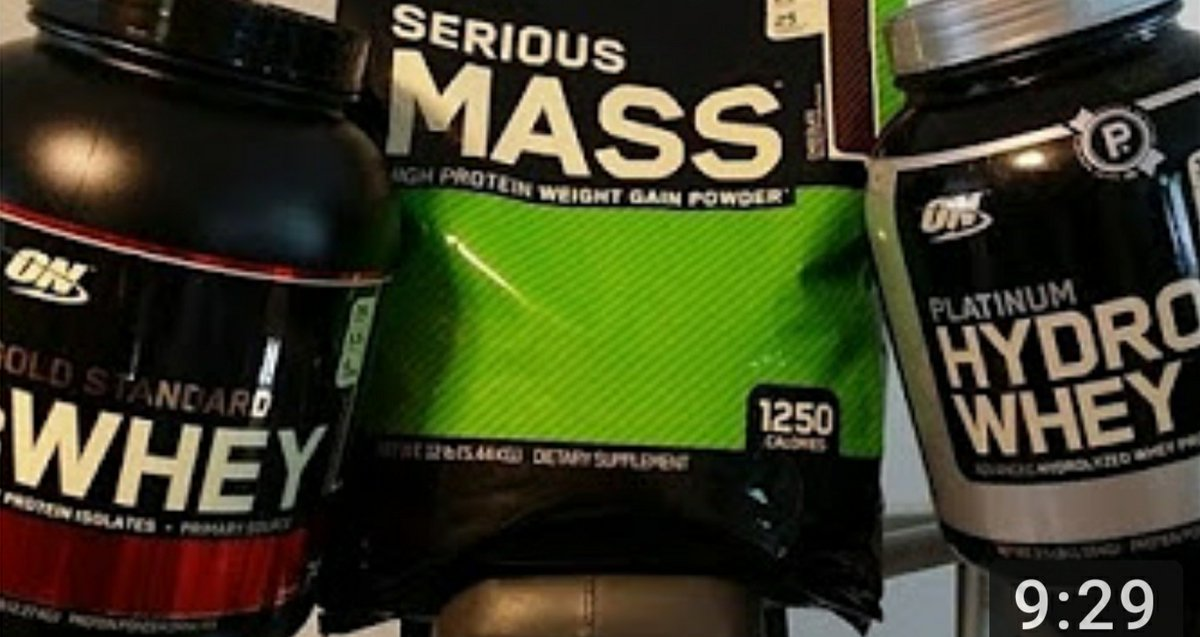 OptimumNutrition Serious MASS Supplement Review  Watch the video: https://youtu.be/jpHxaagJbk0 pic.twitter.com/tVLB9FkbTl