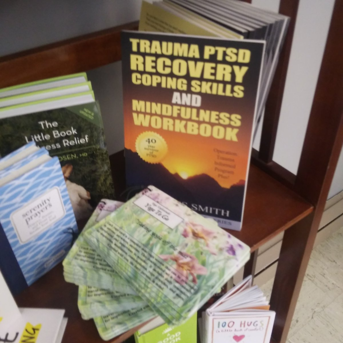 Many of us, soldiers and civilians suffer from PTSD. Learn how to cope with the effects and triggers to better your lives!   https://www.amazon.com/Trauma-Recovery-Coping-Mindfulness-Workbook-ebook/dp/B07W8X2TN3…  @soulsticegifts @bnmillbury @taprootbookstore  #ptsd #ptsdawareness #ptsdrecovery #ptsdsurvivor #ptsdsucks #traumarecovery #trauma