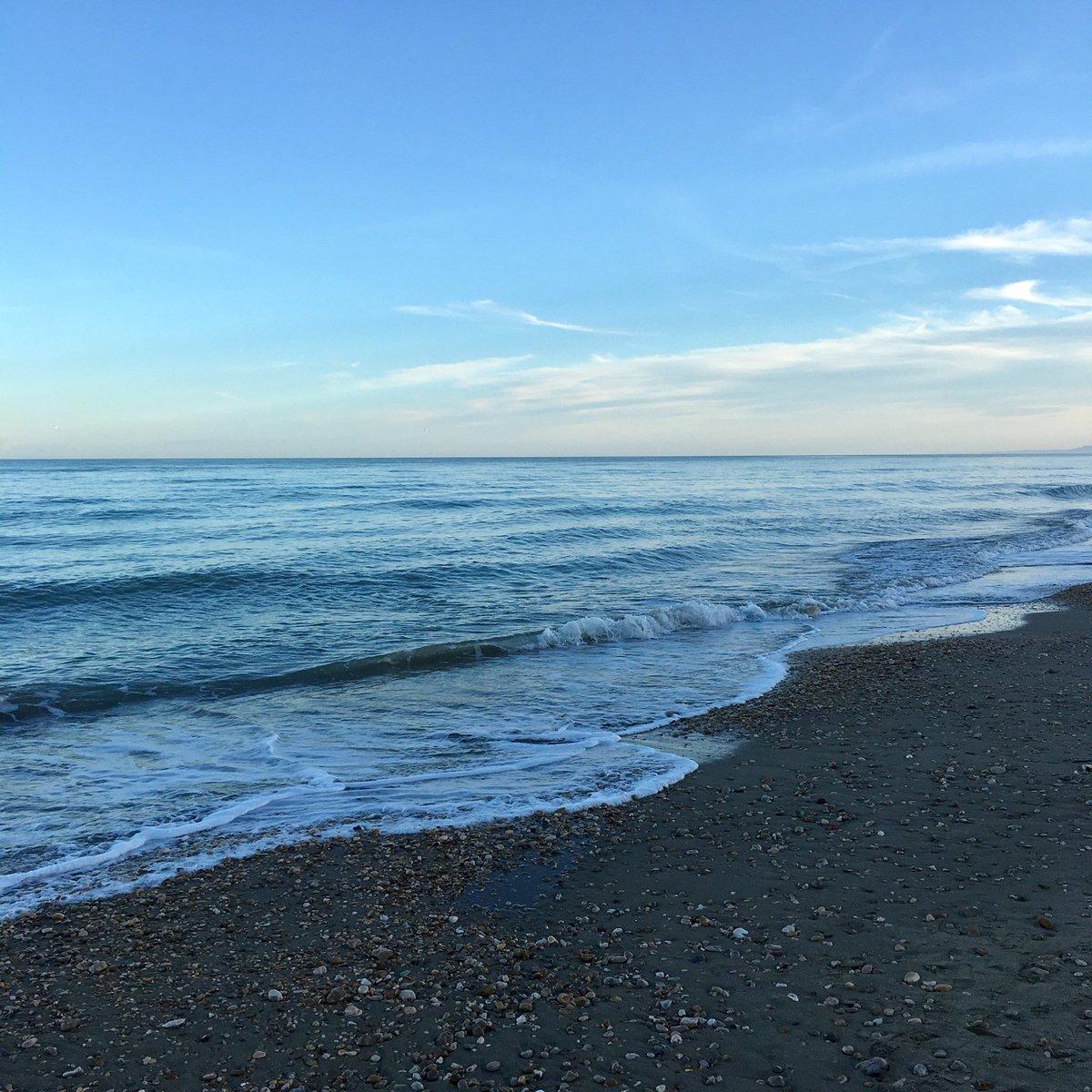Mare d'inverno #AlbaAdriatica