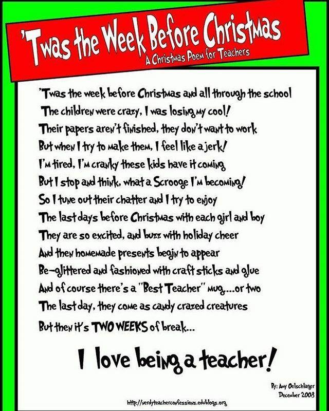 It's gonna be crazy, yet I love every minute of it!!! ❤️🎁🎄#teacher #teachersofinstagram #teachers #school #teacherlife #education #teaching #teachersfollowteachers #teach #class #iteachtoo #student #english #teachergram #iteach #ielts #grammar #clas… https://ift.tt/2PLhboZ