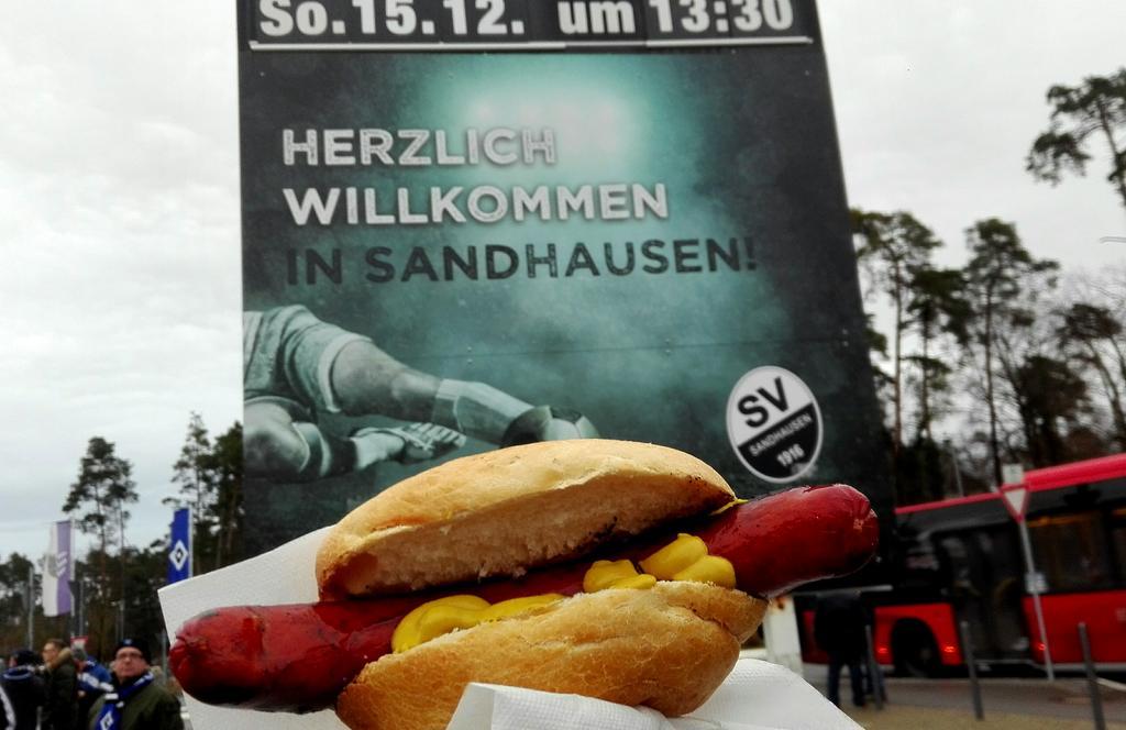 Tschüß, #Sandhausen #svsHSV  #Feuerwurst https://t.co/pQwoXEjlfY