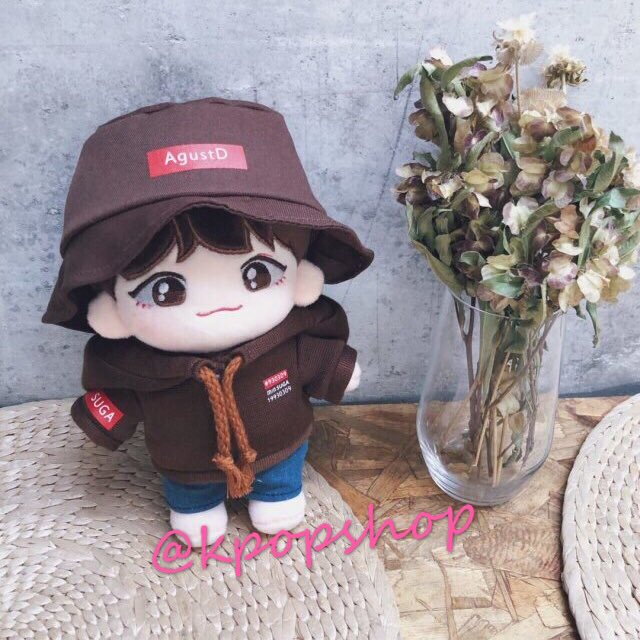 BTS SUGA two doll for sell:$42,dont include shipfee,send from China to all countries ,if you are interested in my dolls,pls DM me💕💕💕#BTS⁠ ⁠⁠#JIMIN #ParkJimin #SUGA #JUNGKOOK #V #KimTaehyung #Jin #jhope #rapmonster #KimNamjoon #army #kpopdoll