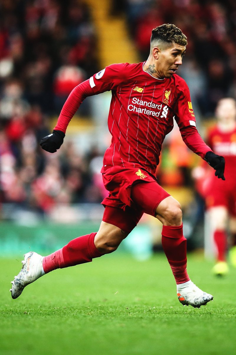 If any Liverpool fan is criticising Firmino last game here's a thought, without his contribution we wouldn't have scored the 1st goal.   Put some respect on Roberto Firmino Barbosa de Oliveira's name.