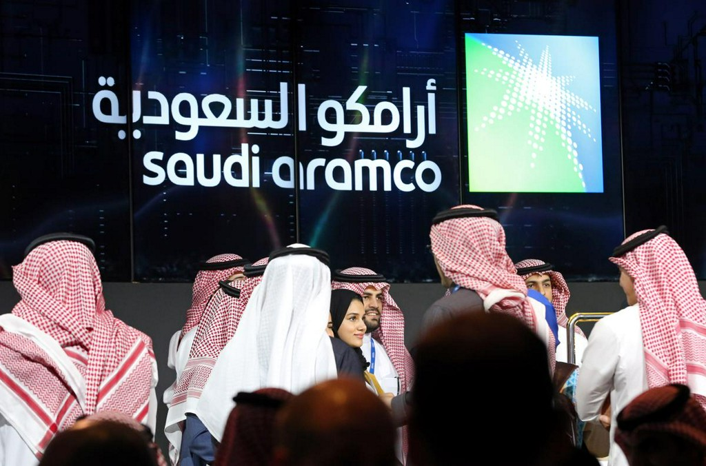 Aramco shares up 1.6% in third consecutive day of gains https://reut.rs/2qY37Aa