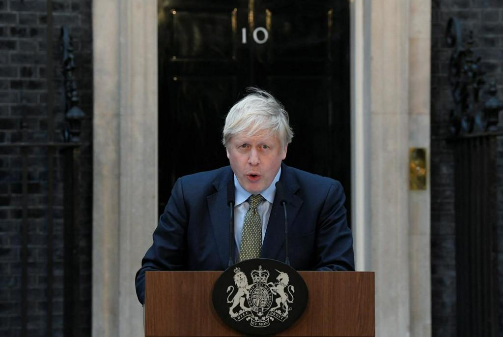 Johnson plans big shakeup of government, civil service - newspaper https://reut.rs/2PpQKWI