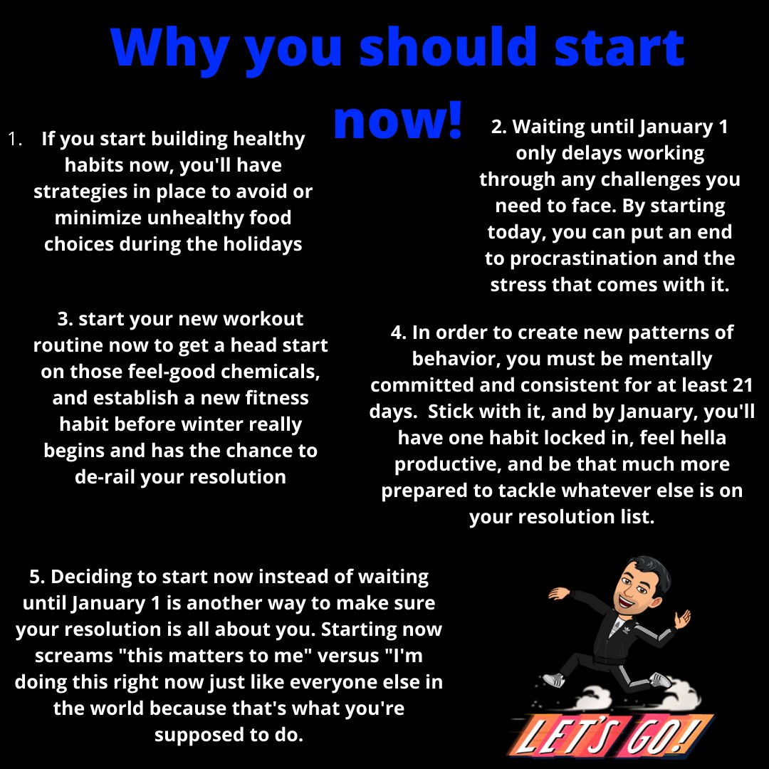 Get started now and you will not regret it later.  Make 2020 about you!   #fitness #motivation #health #gym #healthy #cardio #getfit #healthychoices #train #gymlife #training #youryear #thisisaboutyou #trainhard #eatgoodpic.twitter.com/plFBMhfuUy