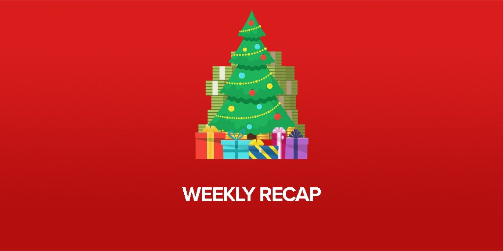 We've put together some of the best stories from this week, just in case you missed them.   You can also get up to speed with the latest online casinos and slots too.  http://bit.ly/2tdH7Sq  #AskGamblers #GetTheTruth #AGcommunity #playsafe #slotgames #bestslotgames #weeklyrecap
