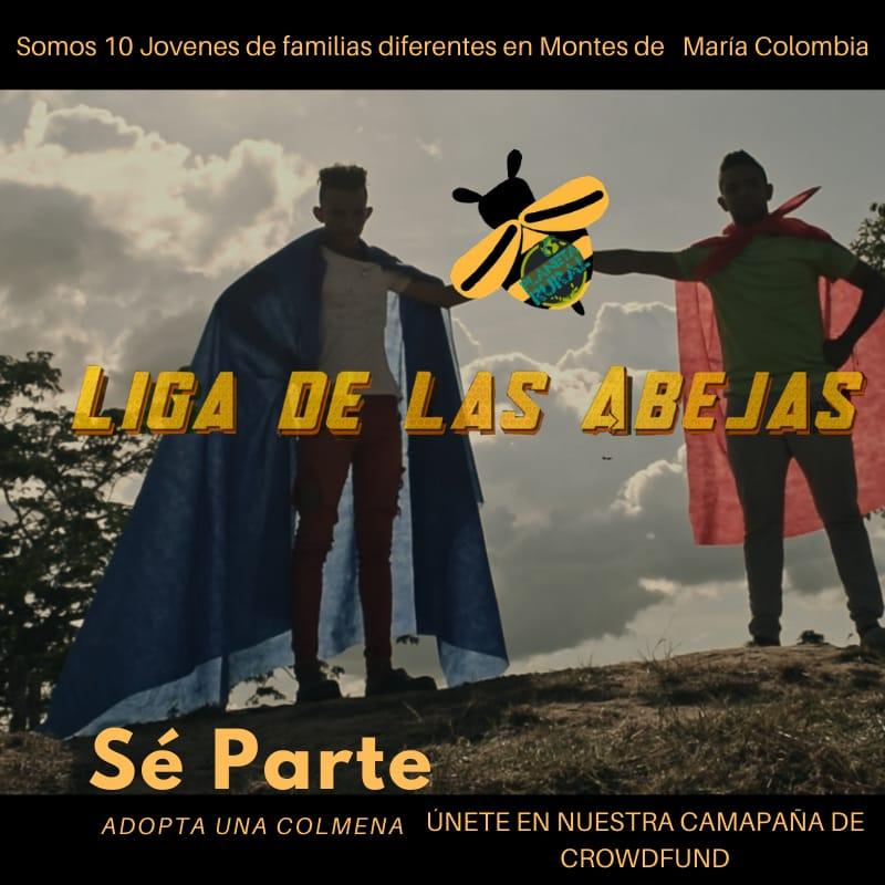 @planeta_Rural #AdoptaUnaColmena #LigaDeLasAbejas #AbejasContraLaPobreza #AbejasContraLaViolencia #AbejasContraLaExtincion #VakiPower #AdoptABeehive #AdoptAHive #TheHoneyBeesLeague #BeeTheChange #BeeAPart #BeeAHero  #Donate  #UnDiaParaDar #GivingTuesday #UnDiaParaDarColombia