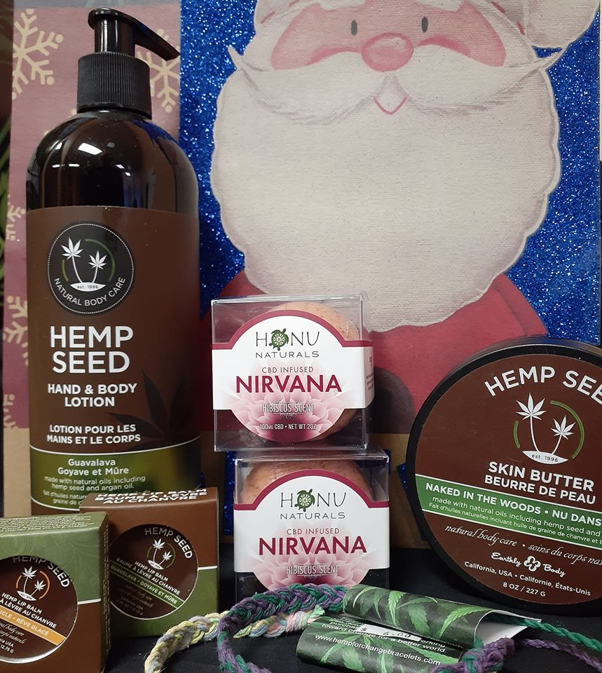 Looking for a unique gift idea or just want to pamper yourself. Stop in at check out our Earthly Body hemp lotions or about a nice CBD HONU brand bath bomb to relax at the end of the day.#cbdbathbombs #pamperyourself #uniquegifts #hemplotion #pamperyourskin #shopthe904 #shoplocal pic.twitter.com/k5jJliAv00