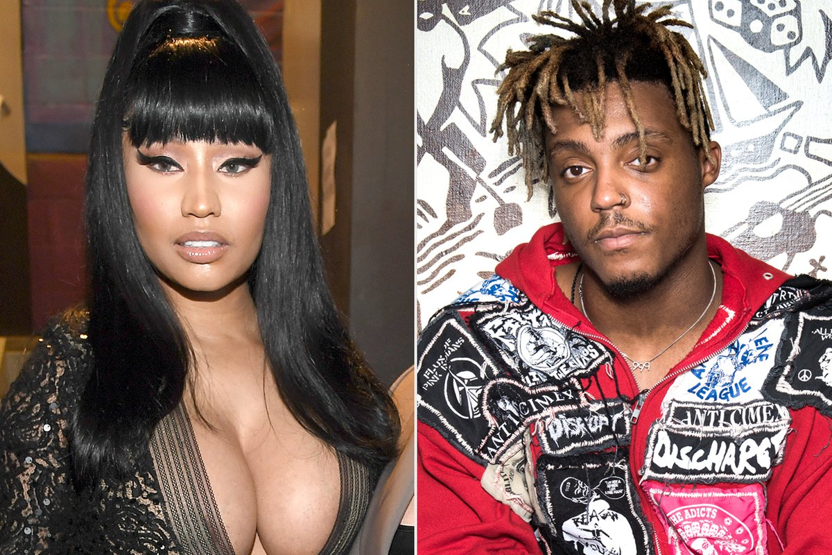 More on  Nicki Minaj Calls Juice WRLD a 'Kindred Spirit' in Emotional Speech After His Death Nicki Minaj is paying tribute to Juice WRLD after his tragic death over the https://www.ahlainnews.com/2019/12/13/nicki-minaj-calls-juice-wrld-a-kindred-spirit-in-emotional-speech-after-his-death/?utm_source=twitter&utm_medium=social&utm_campaign=ReviveOldPost …pic.twitter.com/VQvCk6n0Dp