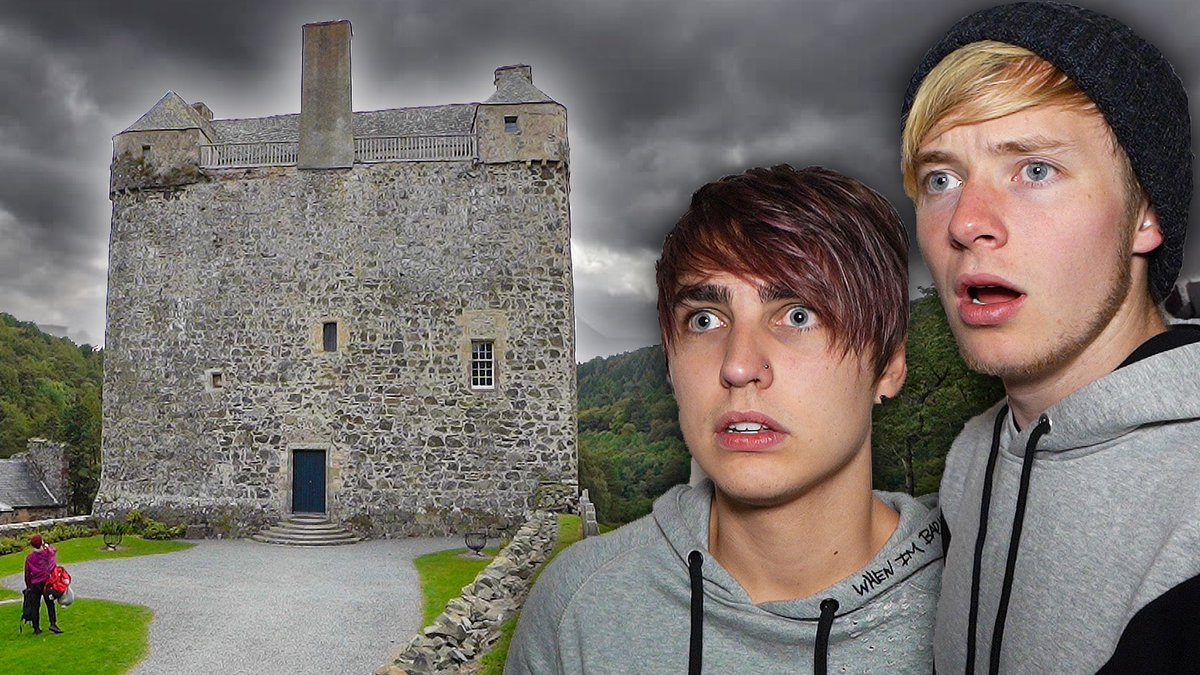 "RT and use #TheCastle for a follow/DM! Let's show the world we are BACK youtu.be/D6wXU6lW7sc ""The Hauntings Of QUEEN MARY'S Castle"""