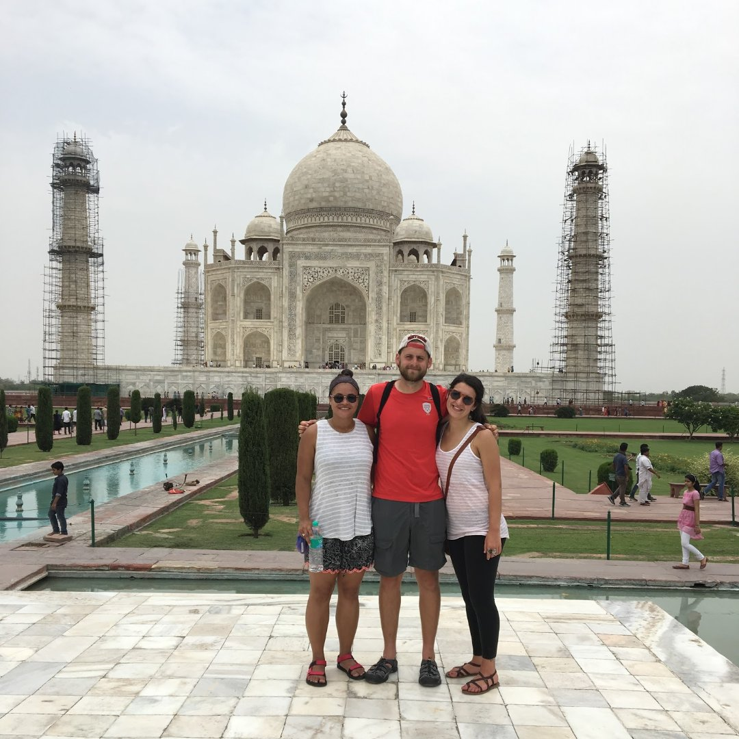 20. India 🇮🇳 June 2016 - After our first night in Delhi turned into one of our scariest while traveling, we were backed into a corner to hire a car with driver and prebook all of our hotels for the next 2.5 weeks. By Western standards, the price was incredibly cheap, but...