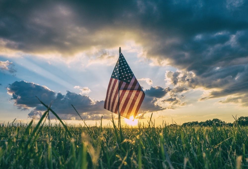 """""""This nation, under God, shall have a new birth of freedom; and that government of the people, by the people, for the people, shall not perish from the earth."""" - Abraham Lincoln, Gettysburg Address"""