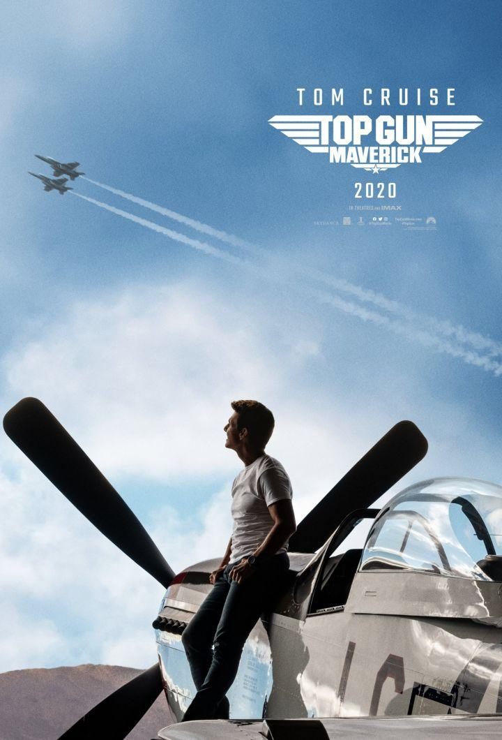 Top Gun: Maverick Trailer Featuring Tom Cruise