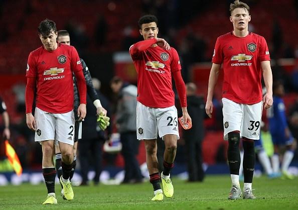 Video: Manchester United vs Everton Highlights