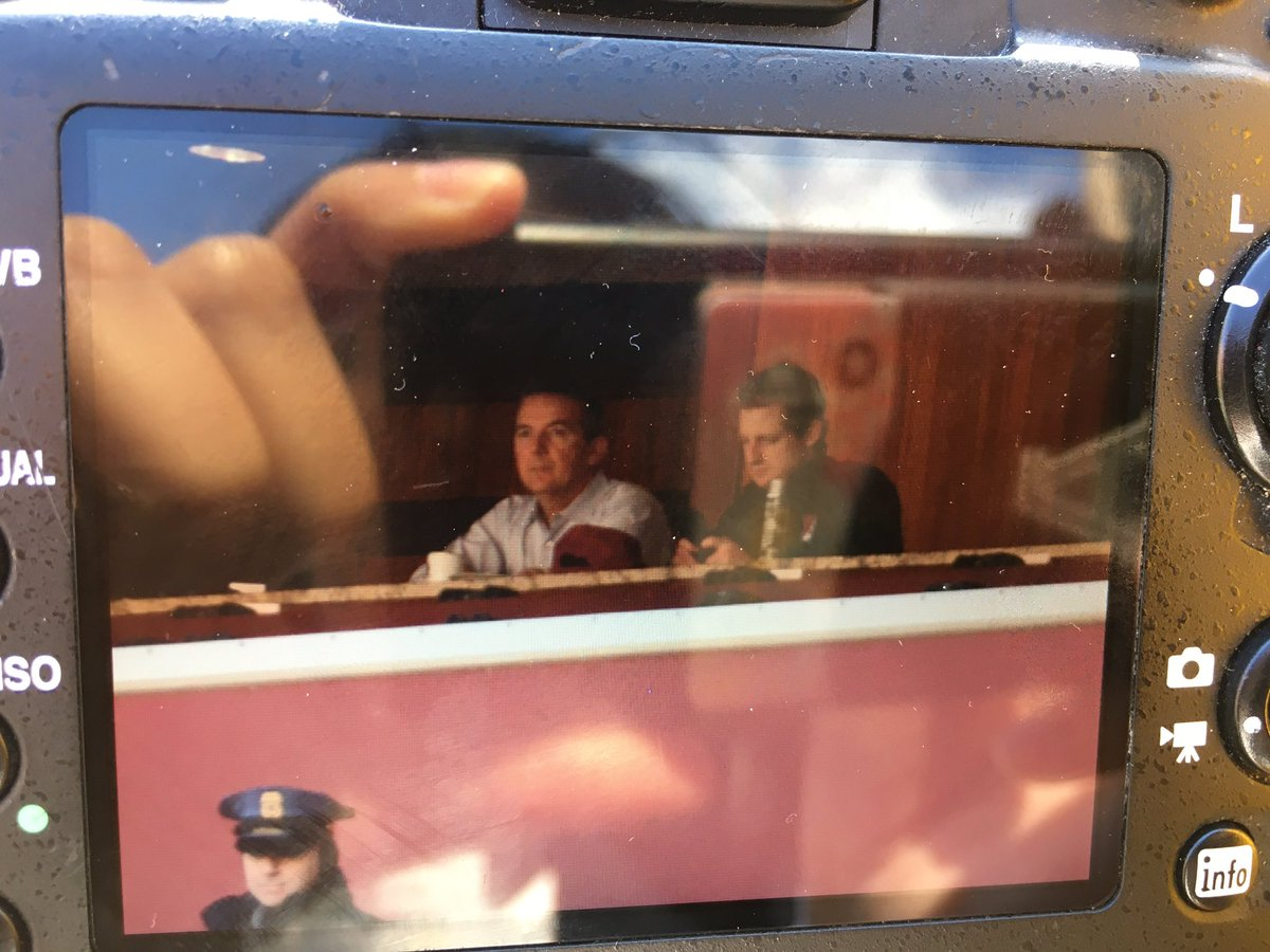 Photos: Urban Meyer Spotted In Owner's Box At FedEx Field