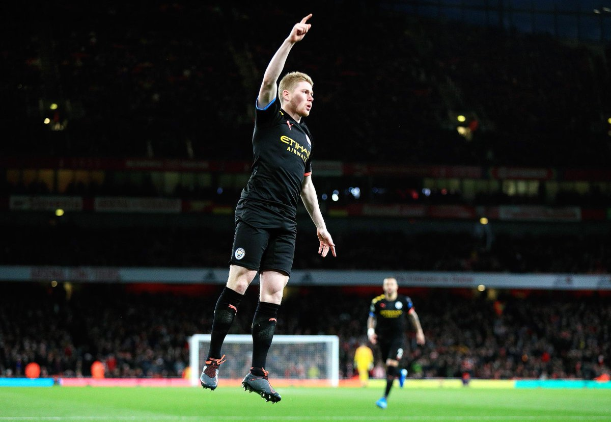 Video: Arsenal vs Manchester City Highlights