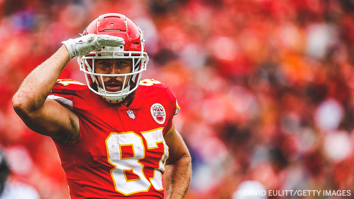 @SportsCenter's photo on Travis Kelce