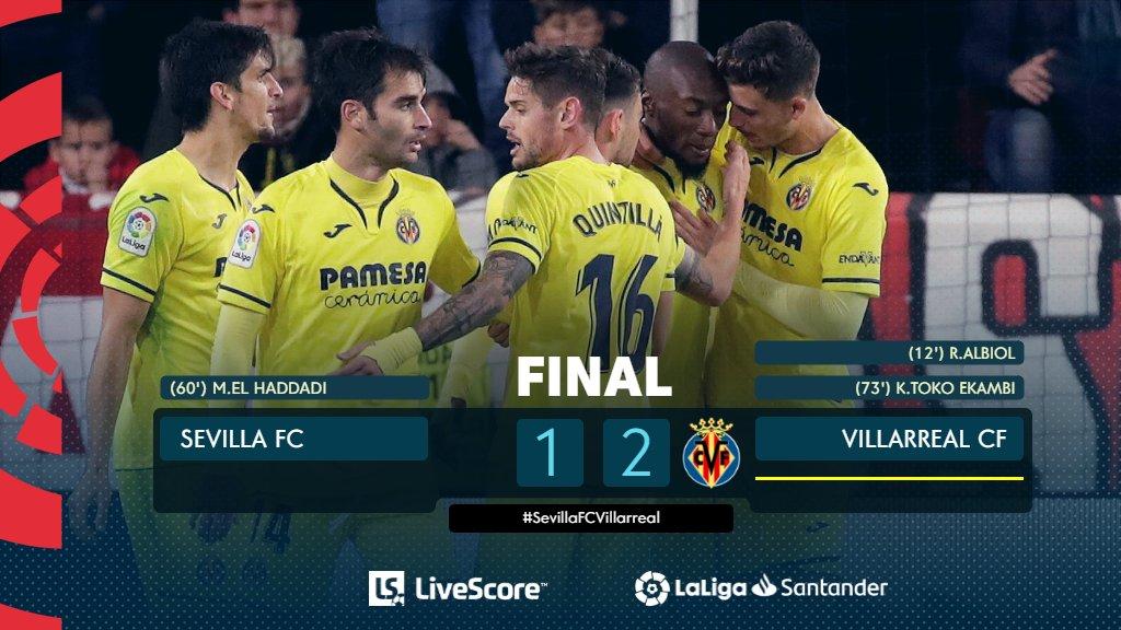 FC Séville-Villarreal