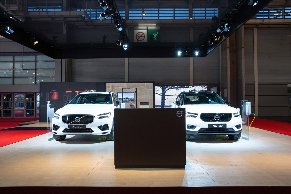 "Volvo Car France على تويتر: ""Le salon @NauticParis ferme ses"
