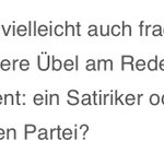 Image for the Tweet beginning: Gute Frage, Leipziger Zeitung, gute