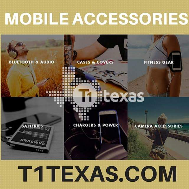 Please visit our website for the latest mobile, #wireless and #Bluetooth accessories for your personal or business use. Click on the link to shop our selection and SAVE!  T1Texas ==>>> http://bit.ly/t1texasgear  pic.twitter.com/2iWZJQmC0m