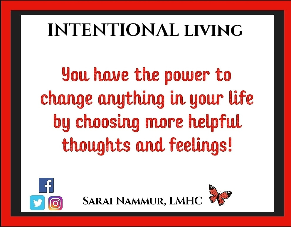 Choose thoughts that empowers you and tap into your inner power!  #SaturdayThoughts #SaturdayMotivation #cbt #Therapist #therapyworks pic.twitter.com/HMSPmi1SUj