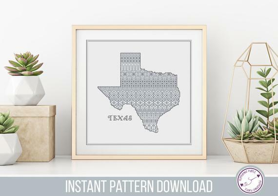 In the minouette shop: Texas Blackwork Pattern, Texas Blackwork Chart by Peppermint Purple by PeppermintPurple at https://ift.tt/2Ye5KbJ pic.twitter.com/61vC6IStcO