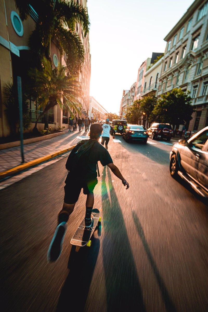 Old San Juan Vibes.  : @nick.pappas_  #arbiterlcd #keepingitholesom #fastfreeride #pr #skaters #longboardingisfun #fun #skatefast #skateeveydamnday #skateeverything #skateart #skatelifestyle #skatefam #sideordie #skateordie #skate4life @oslongboarding @holesomrider @RDVXGrip pic.twitter.com/UVOU0bCqZE
