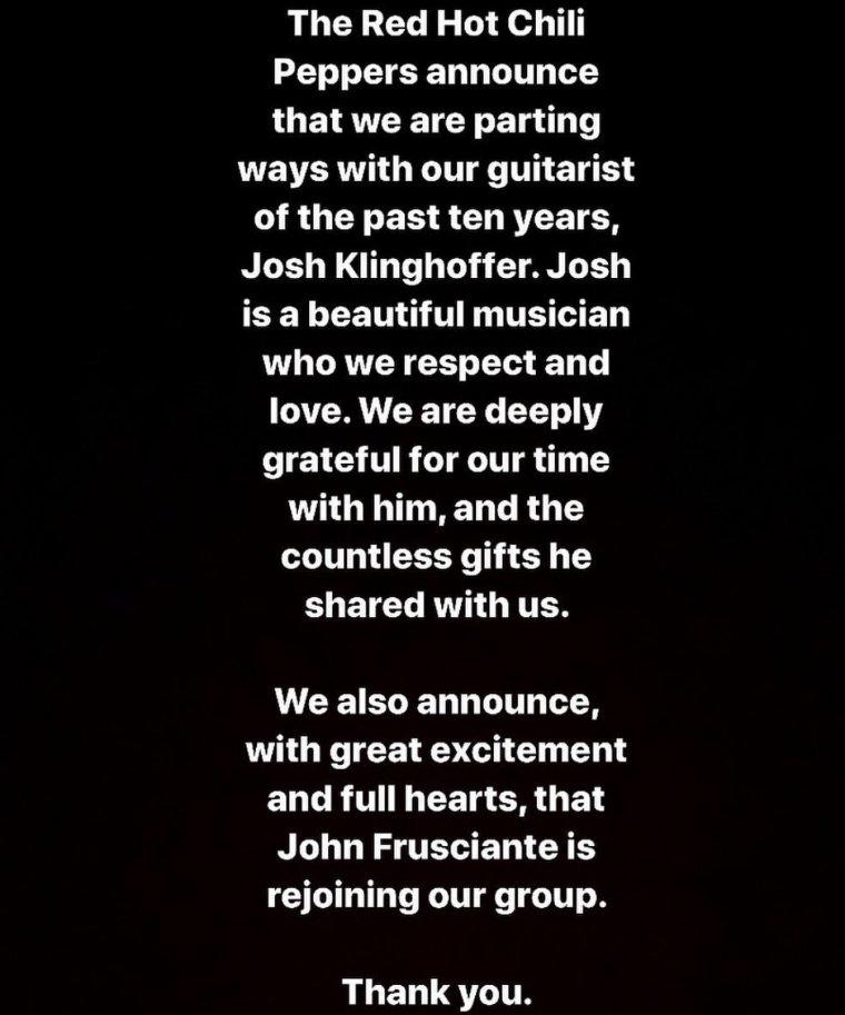 John Frusciante...AKA...DJ Frusci - Página 15 EL2wDRDWsAEObRJ?format=jpg&name=medium