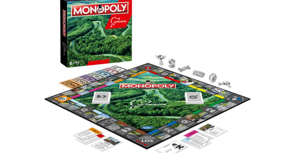 Nurburgring Nordschleife gets the Monopoly treatment http://dlvr.it/RLLTLRpic.twitter.com/EZfpAif8Wd