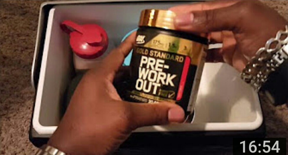 OptimumNutrition Gold Standard Pre-Workout Supplement Review  Watch the video: https://youtu.be/KfcAEufPd8U pic.twitter.com/yIs5emaDfC