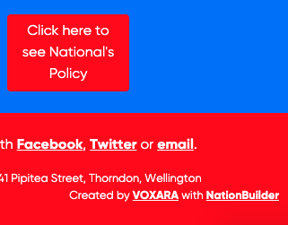 """Simon Bridges: """"Our bottom line is you""""   Also Simon Bridges: """"For the sake of our bottom line we're going to outsource our web development to a cheap American agency"""" pic.twitter.com/4KhPrKj7iZ"""