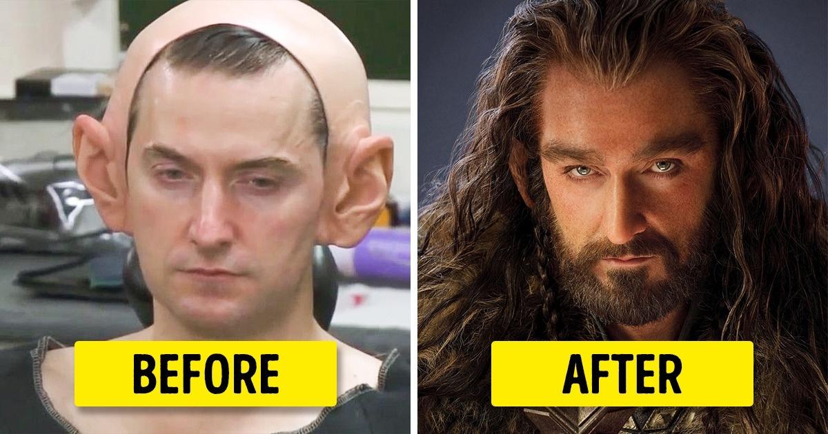 15+ Photos Showing the Magic of Actors' Transformations http://dlvr.it/RLL9Vwpic.twitter.com/lWtD3etSEt